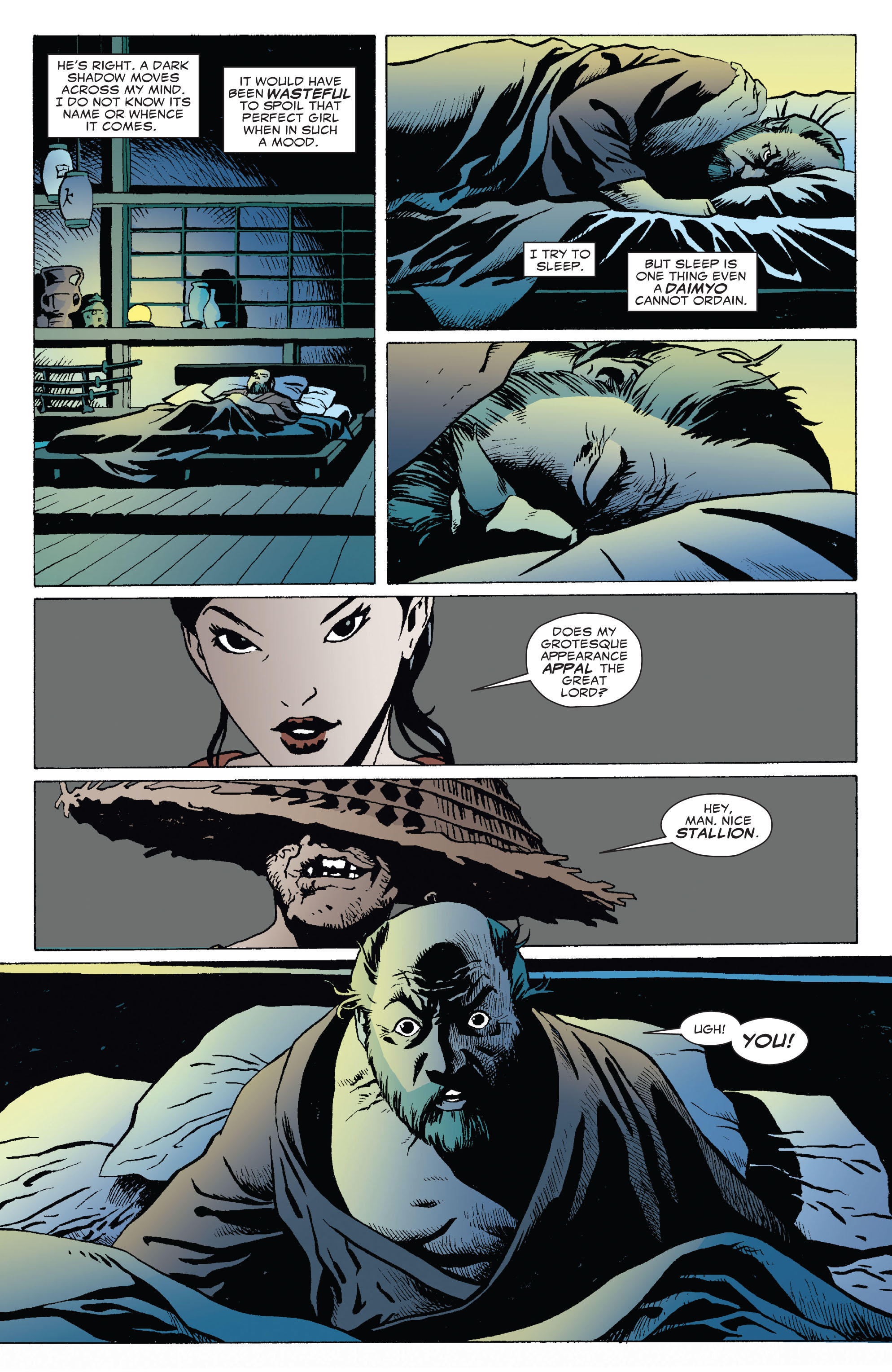 5 Ronin (2011) 5 Page 8
