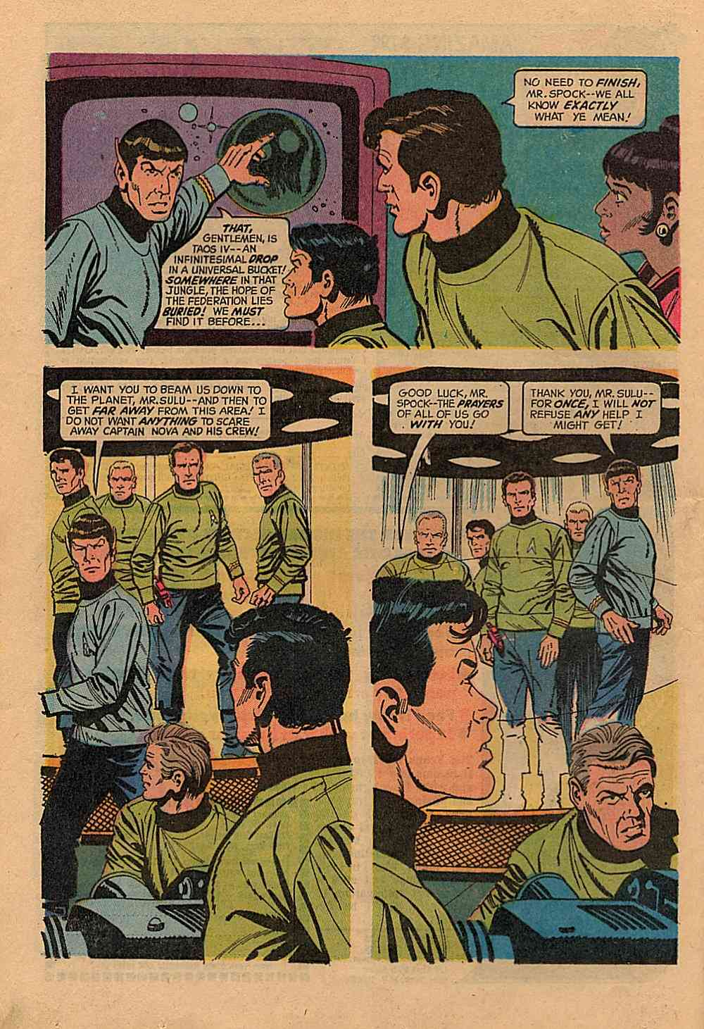 Star Trek (1967) Issue #12 #12 - English 18