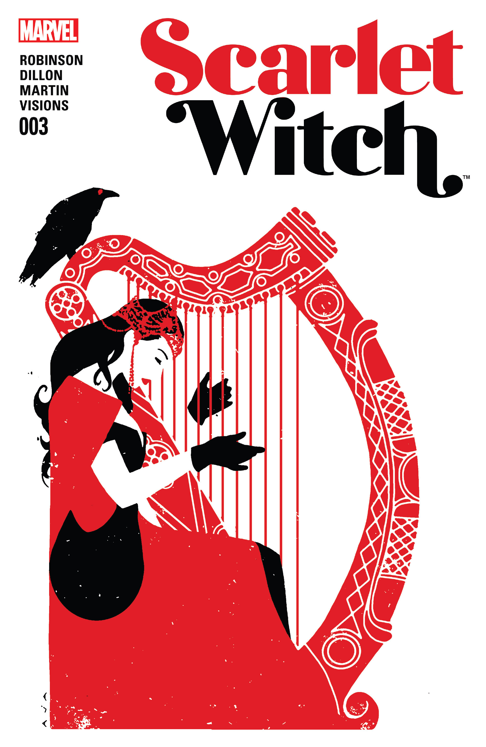 Read online Scarlet Witch (2016) comic -  Issue #3 - 1