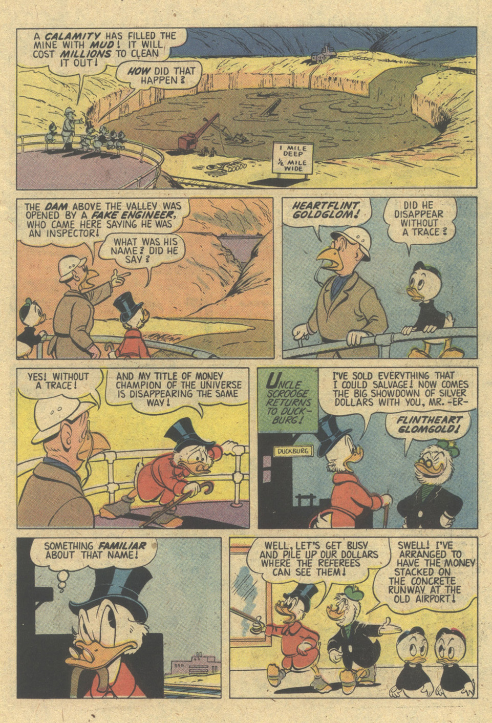 Uncle Scrooge (1953) Issue #150 #150 - English 11