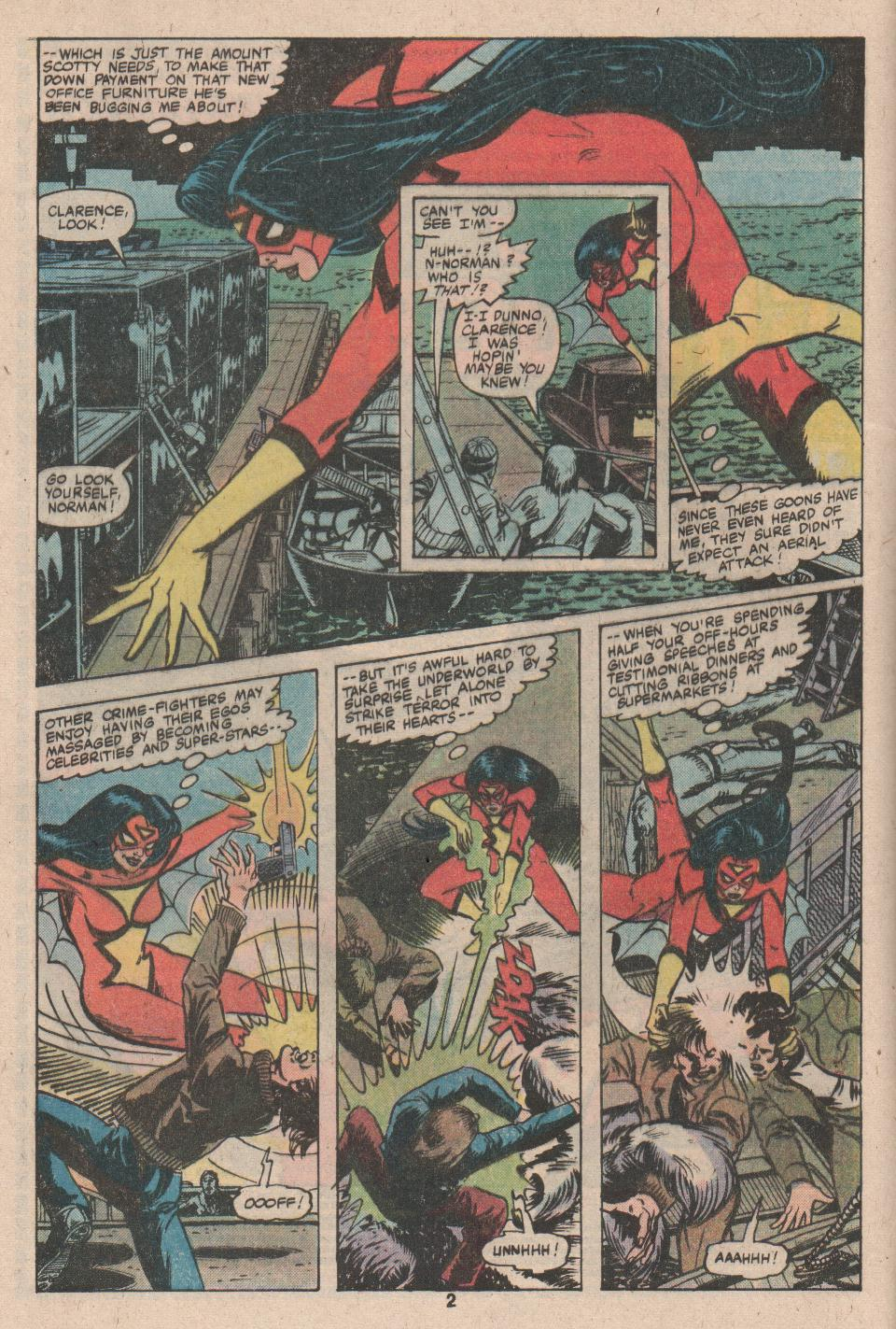 Spider-Woman (1978) Issue #26 #26 - English 3