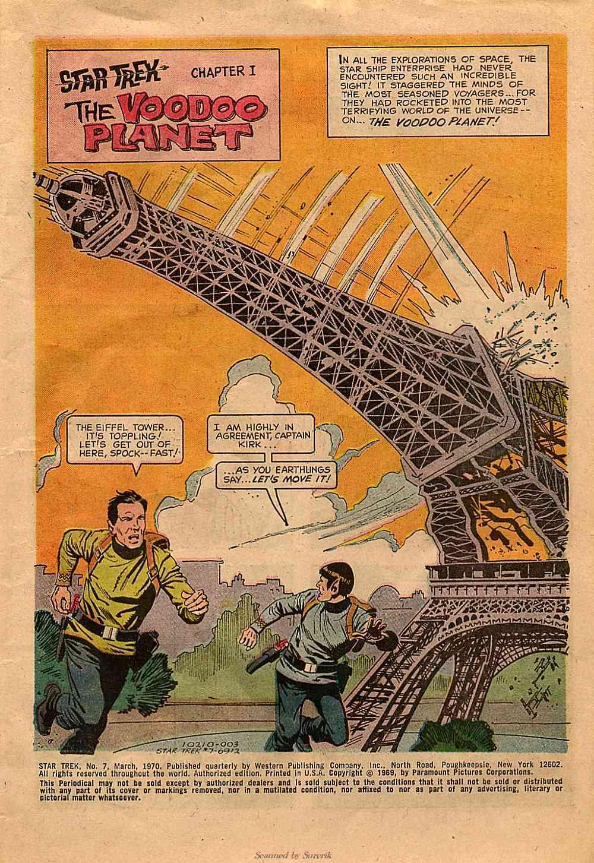 Star Trek (1967) Issue #7 #7 - English 2
