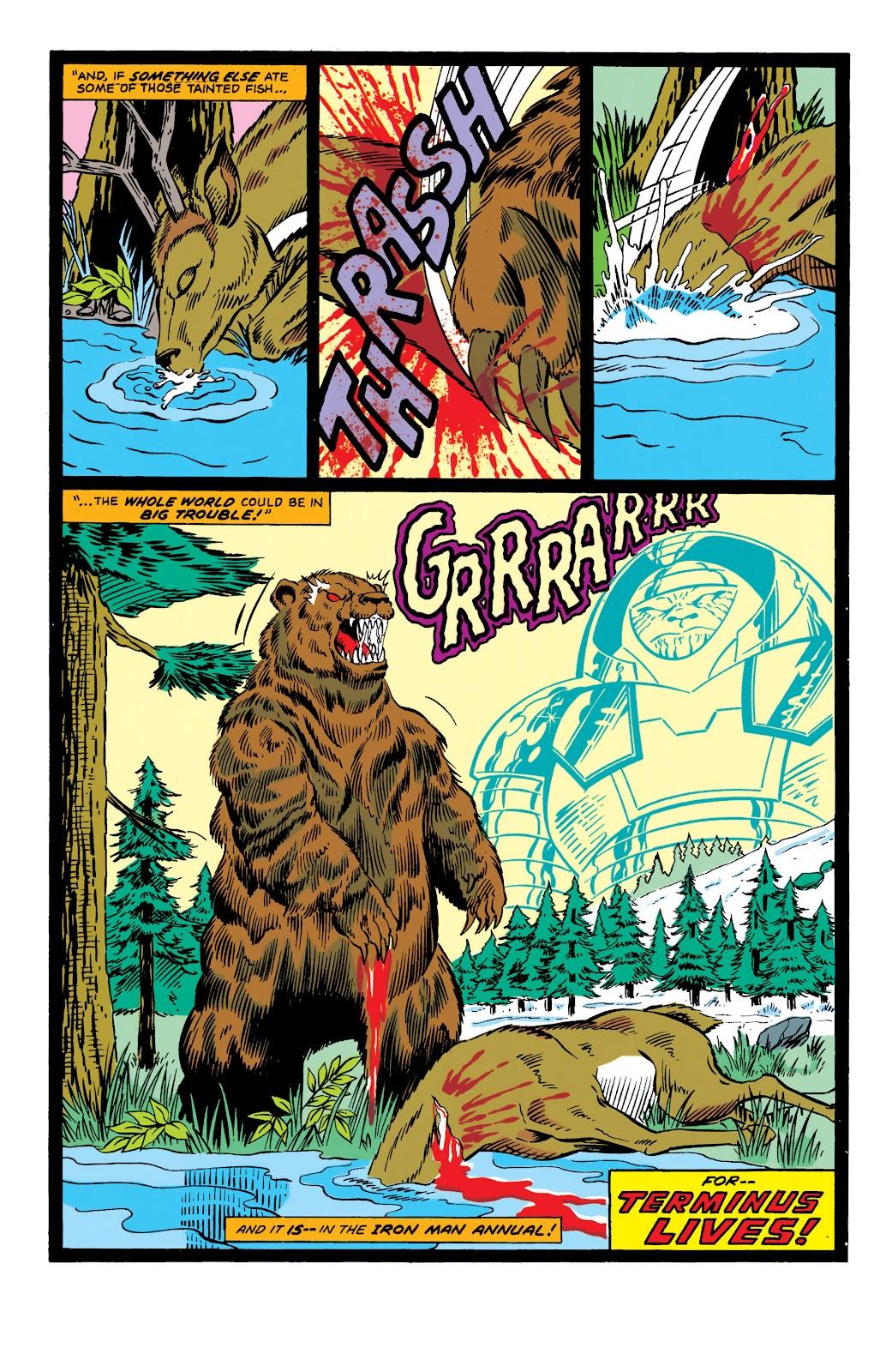 Captain America (1968) _Annual 9 #9 - English 24