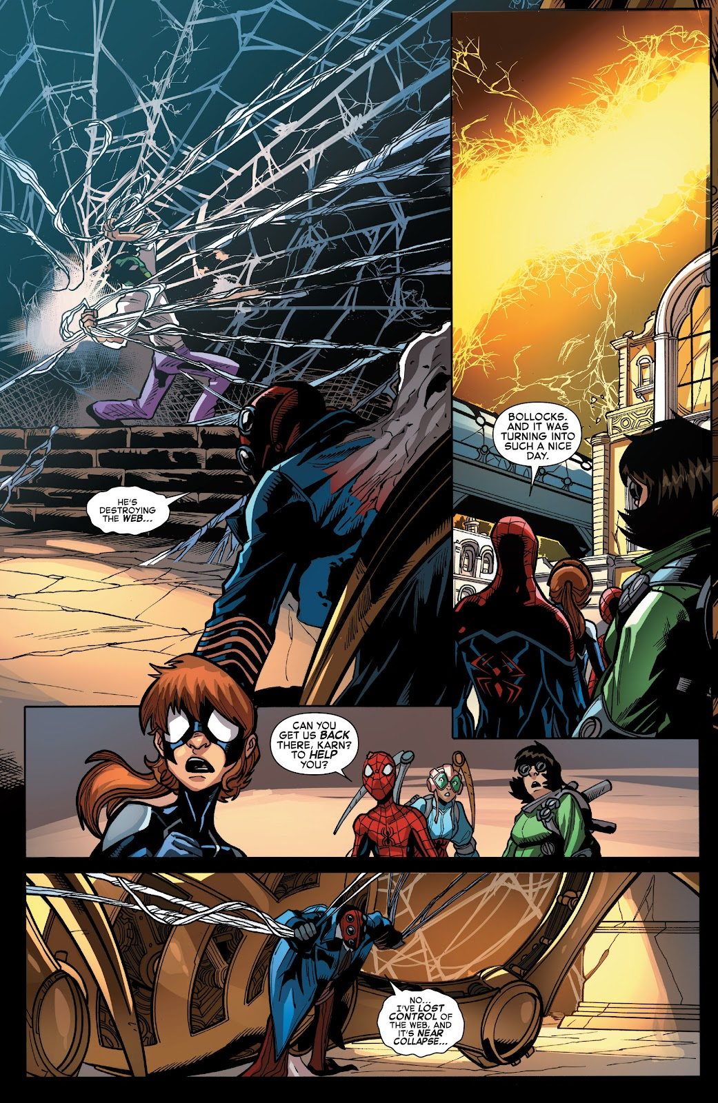 Web Warriors Issue #11 #11 - English 14