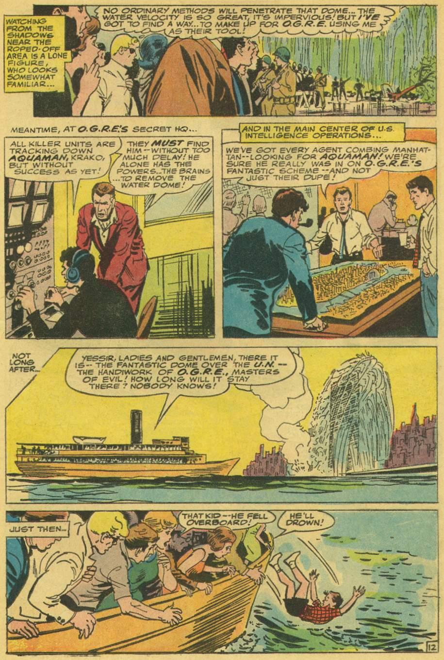 Aquaman (1962) Issue #31 #31 - English 17