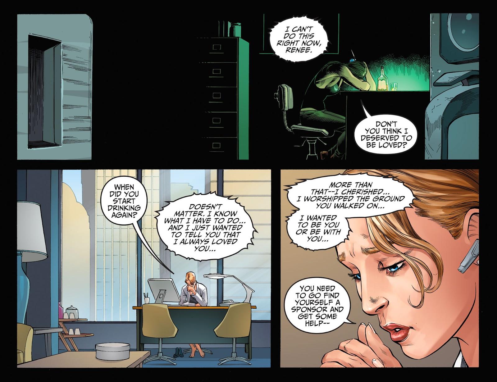 Injustice: Gods Among Us Year Four Issue #3 #4 - English 4