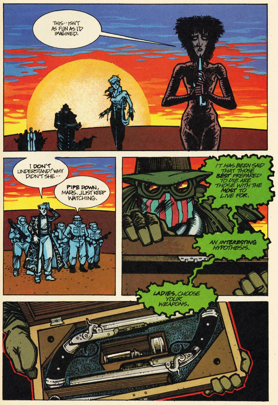 Read online Scout comic -  Issue #6 - 29