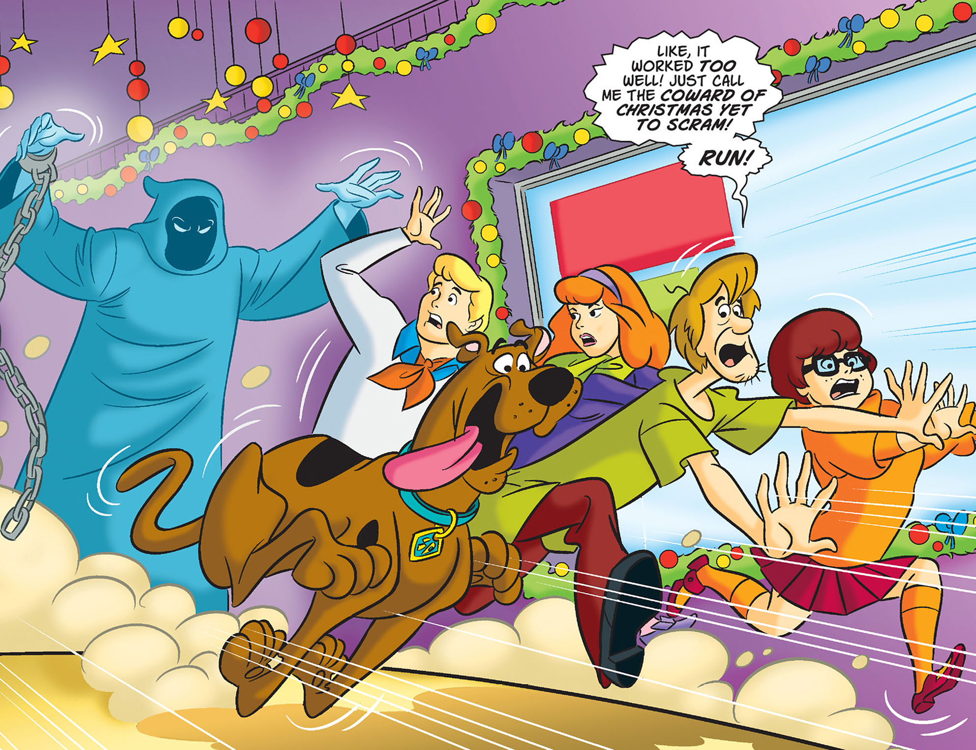 Read online Scooby-Doo! Team-Up comic -  Issue #41 - 17