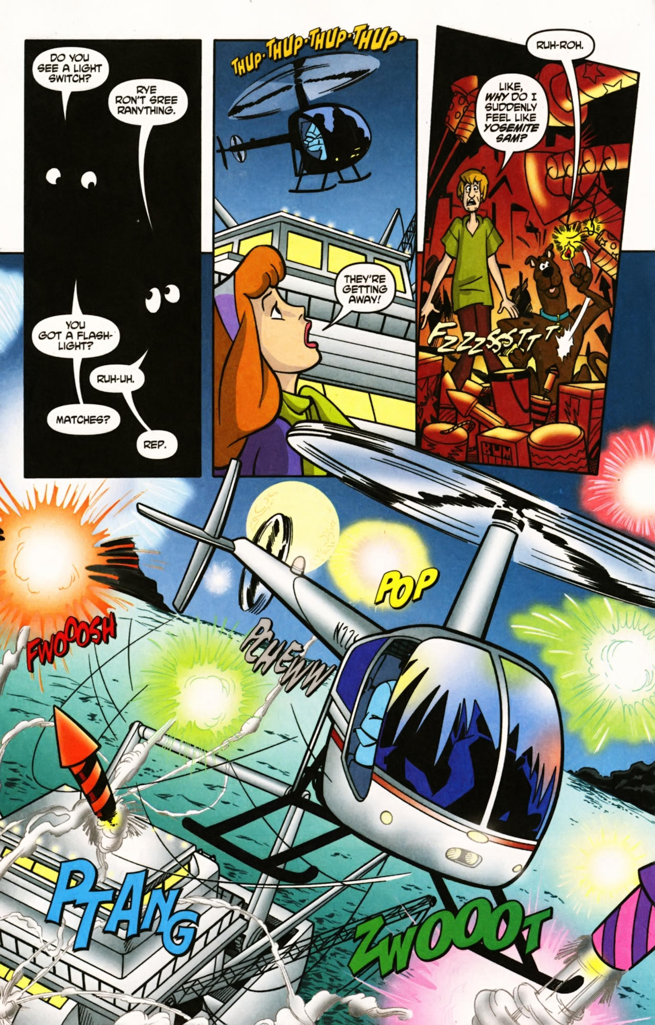 Read online Scooby-Doo (1997) comic -  Issue #146 - 9