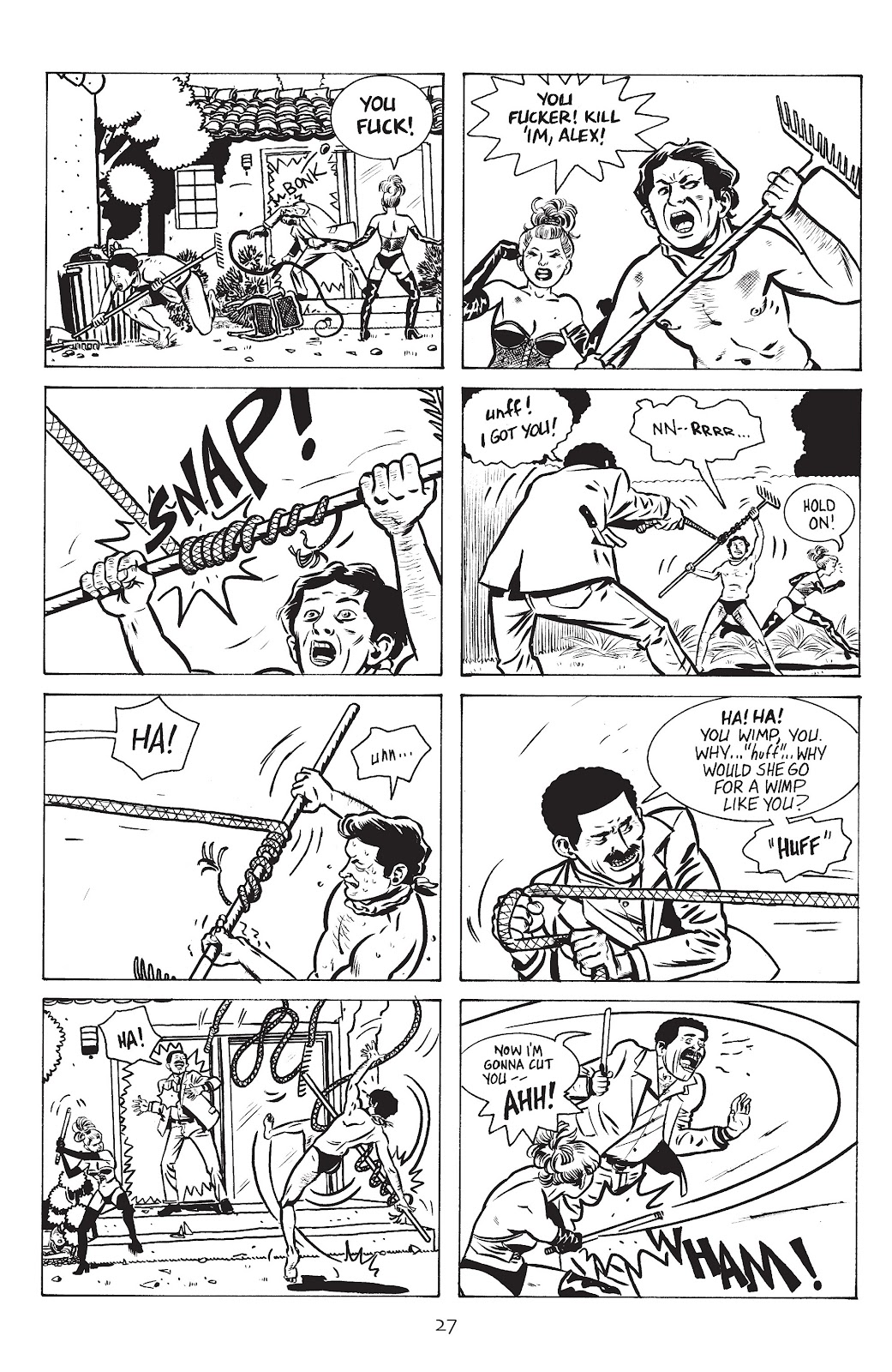 Stray Bullets Issue #15 #15 - English 29