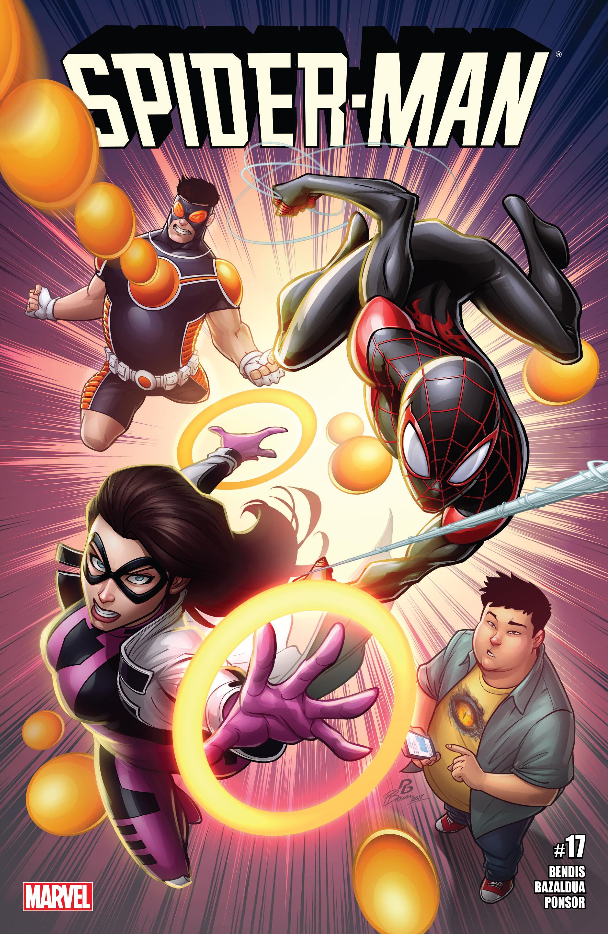 Spider-Man (2016) 17 Page 1