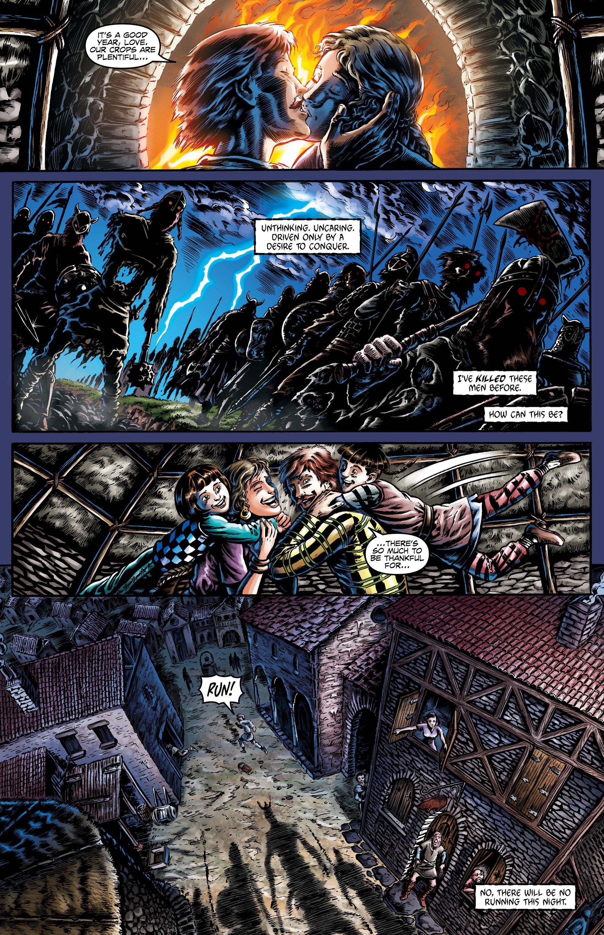 Read online Belladonna comic -  Issue #0 - 28