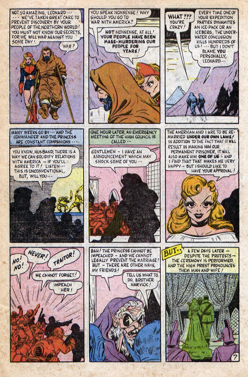 Sub-Mariner Comics #32 #32 - English 9