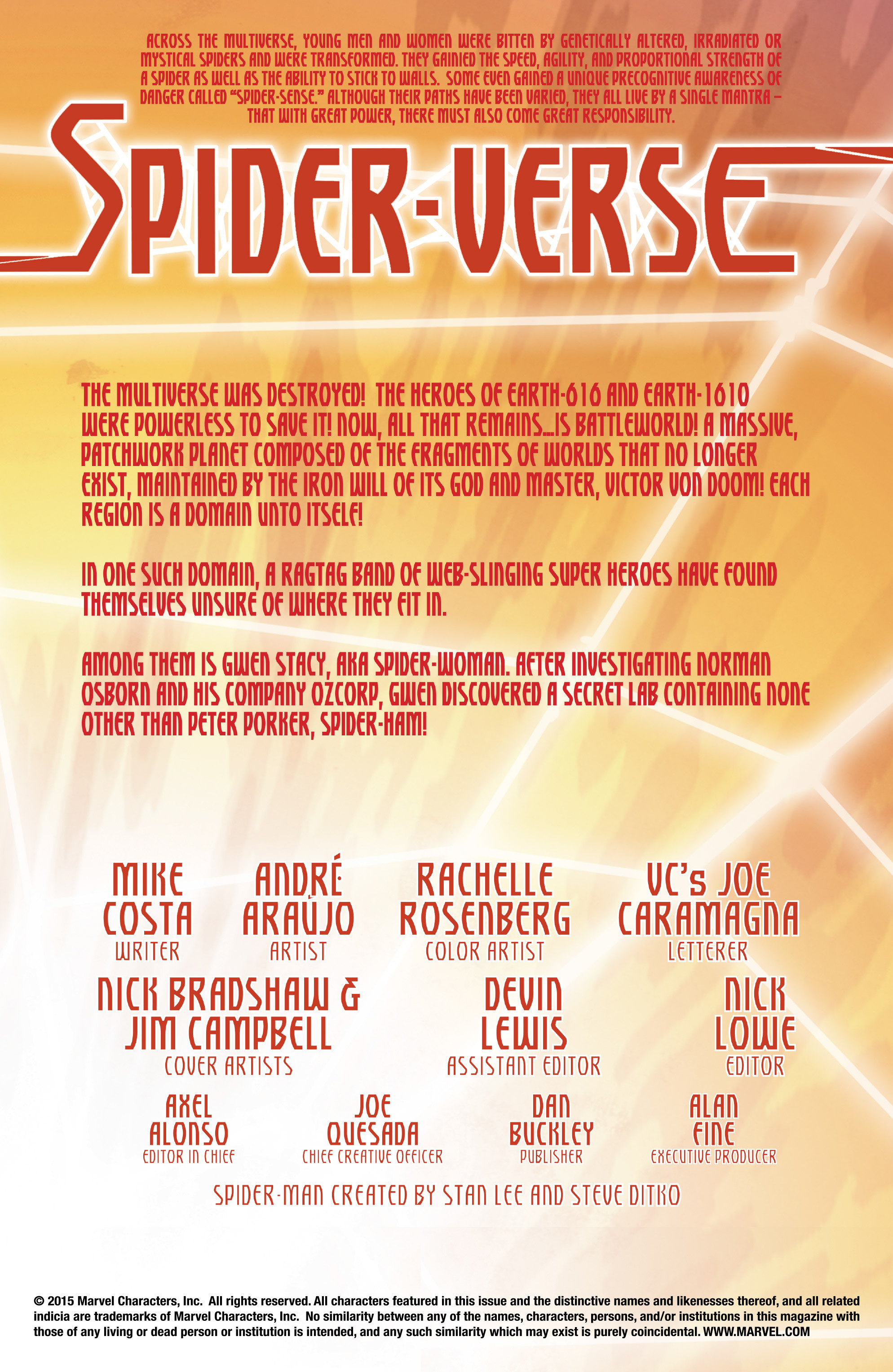 Read online Spider-Verse [II] comic -  Issue #2 - 6