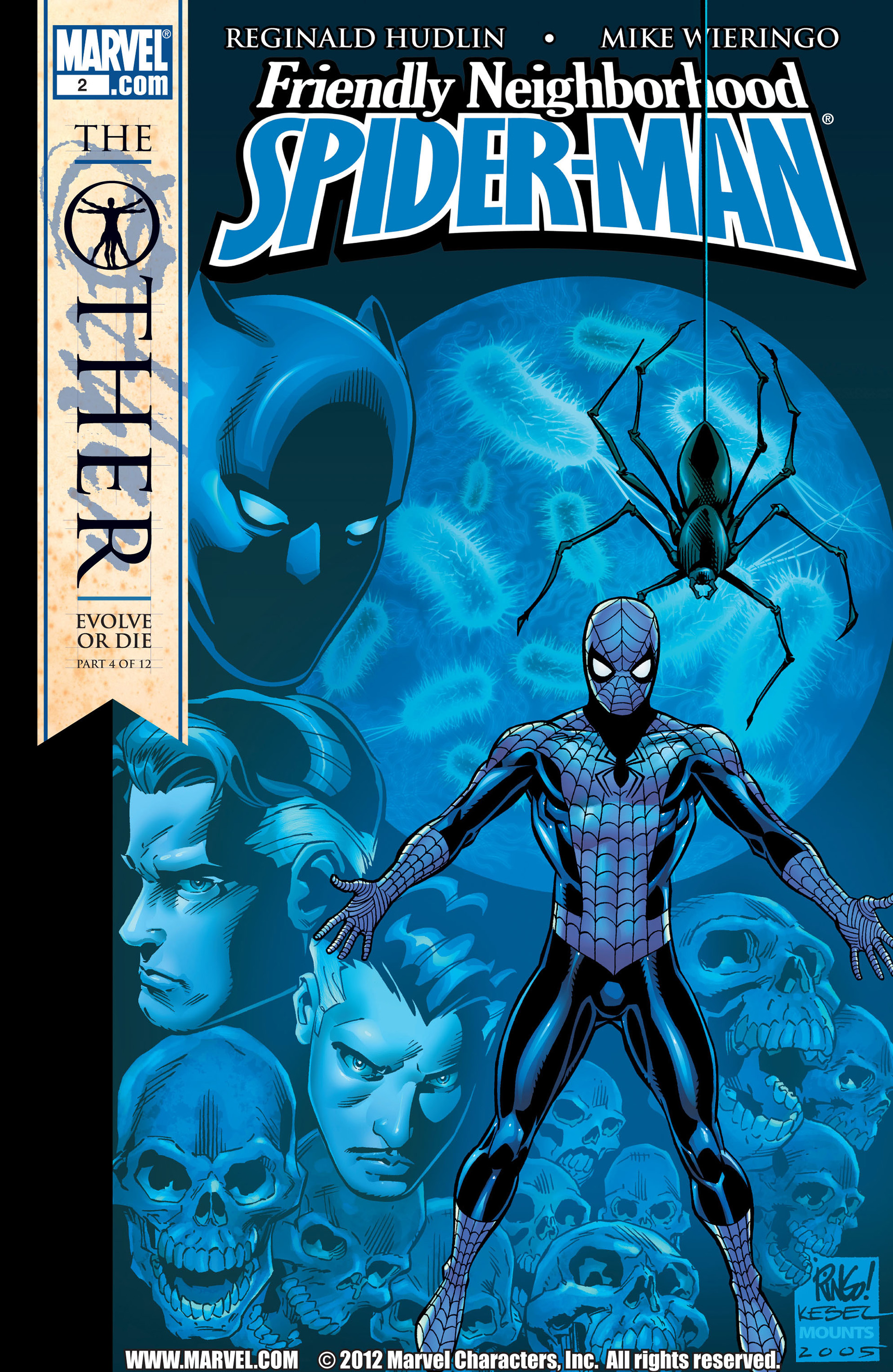Friendly Neighborhood Spider-Man 2 Page 1