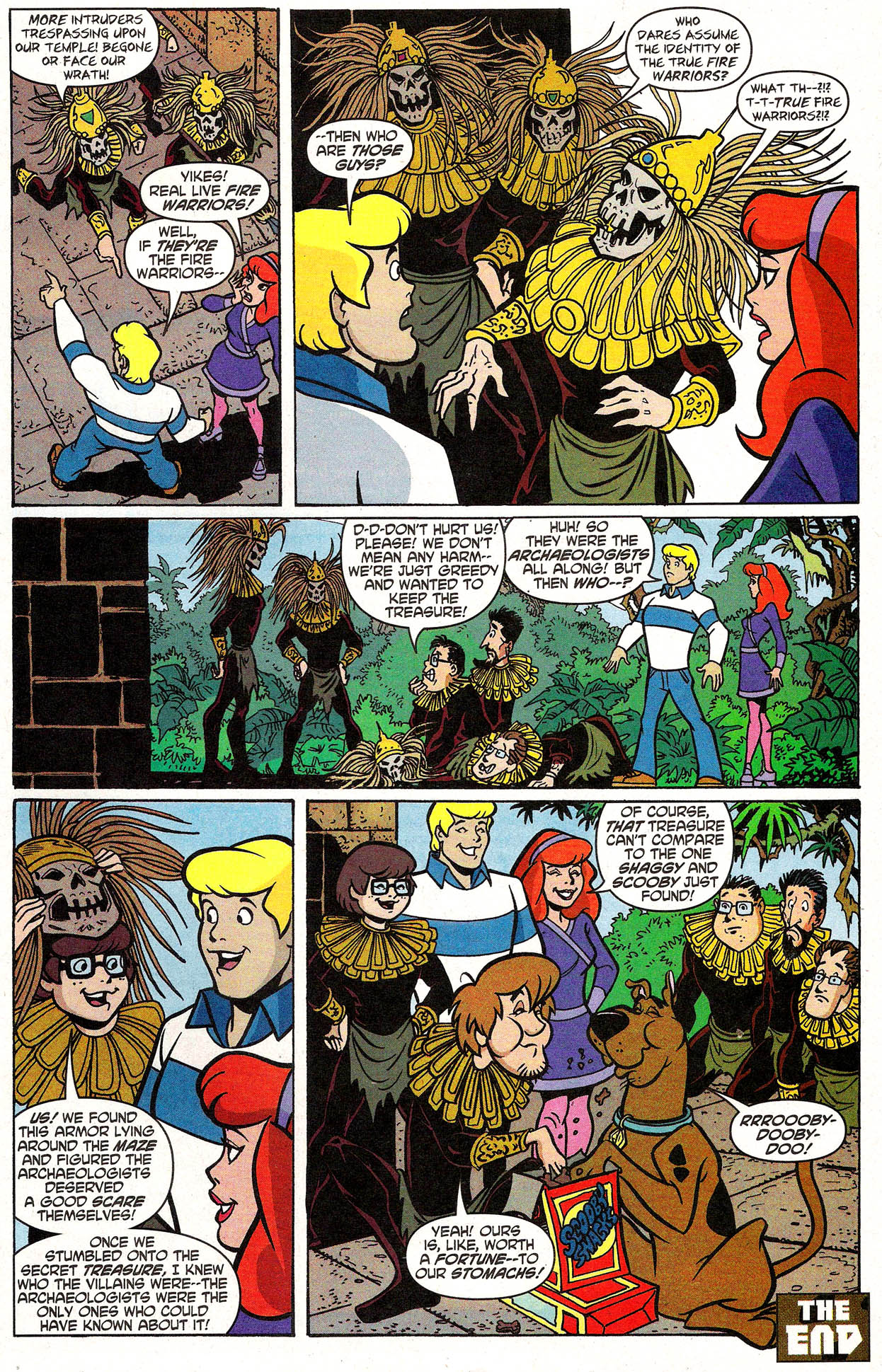 Read online Scooby-Doo (1997) comic -  Issue #105 - 27