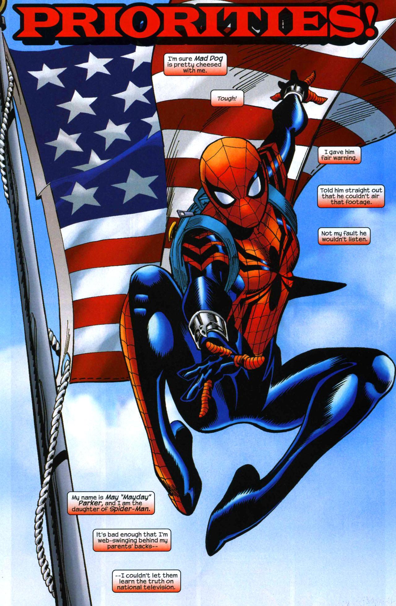 Amazing Spider-Girl #5 #26 - English 4