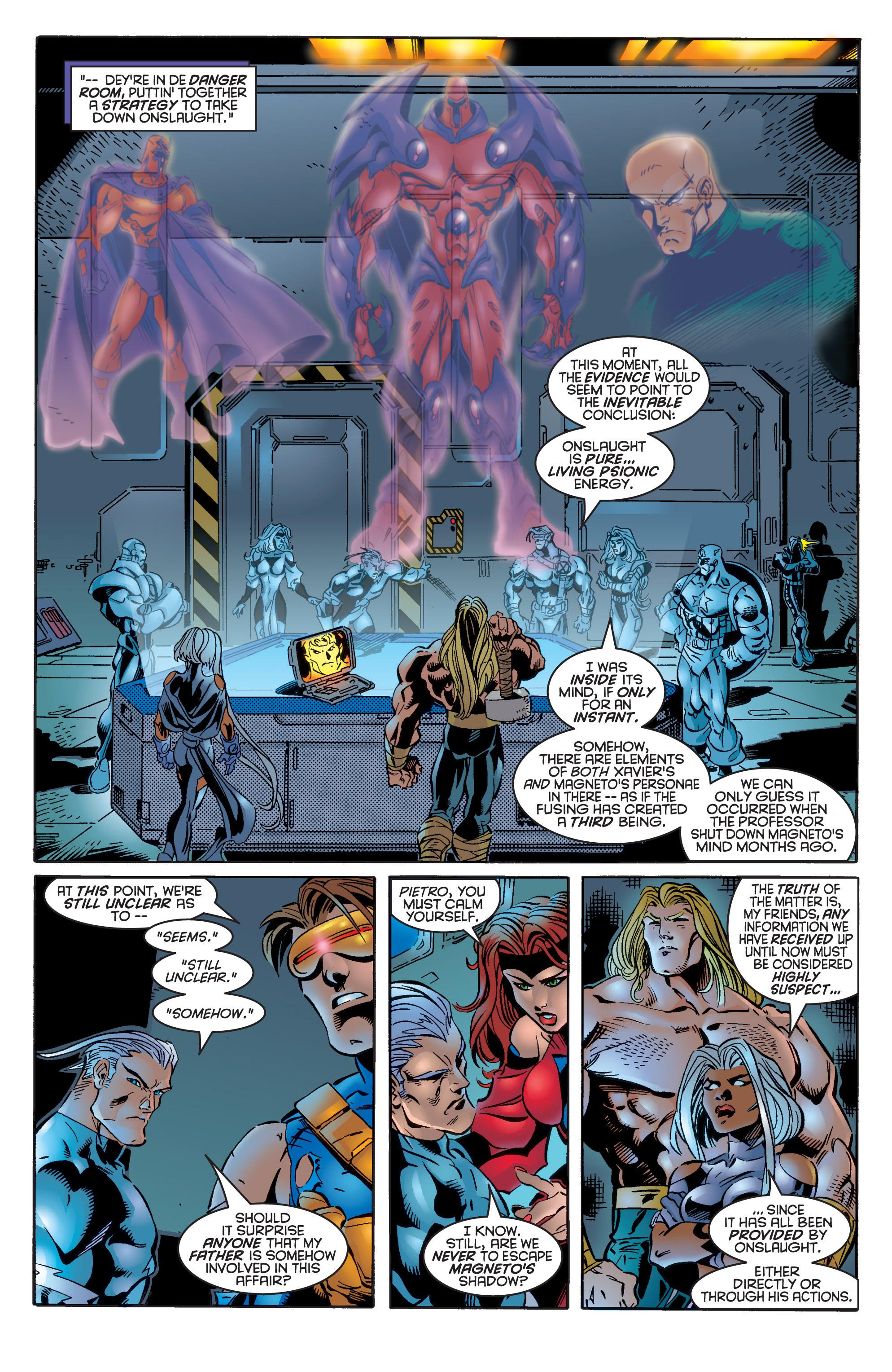 Uncanny X-Men (1963) 335 Page 15