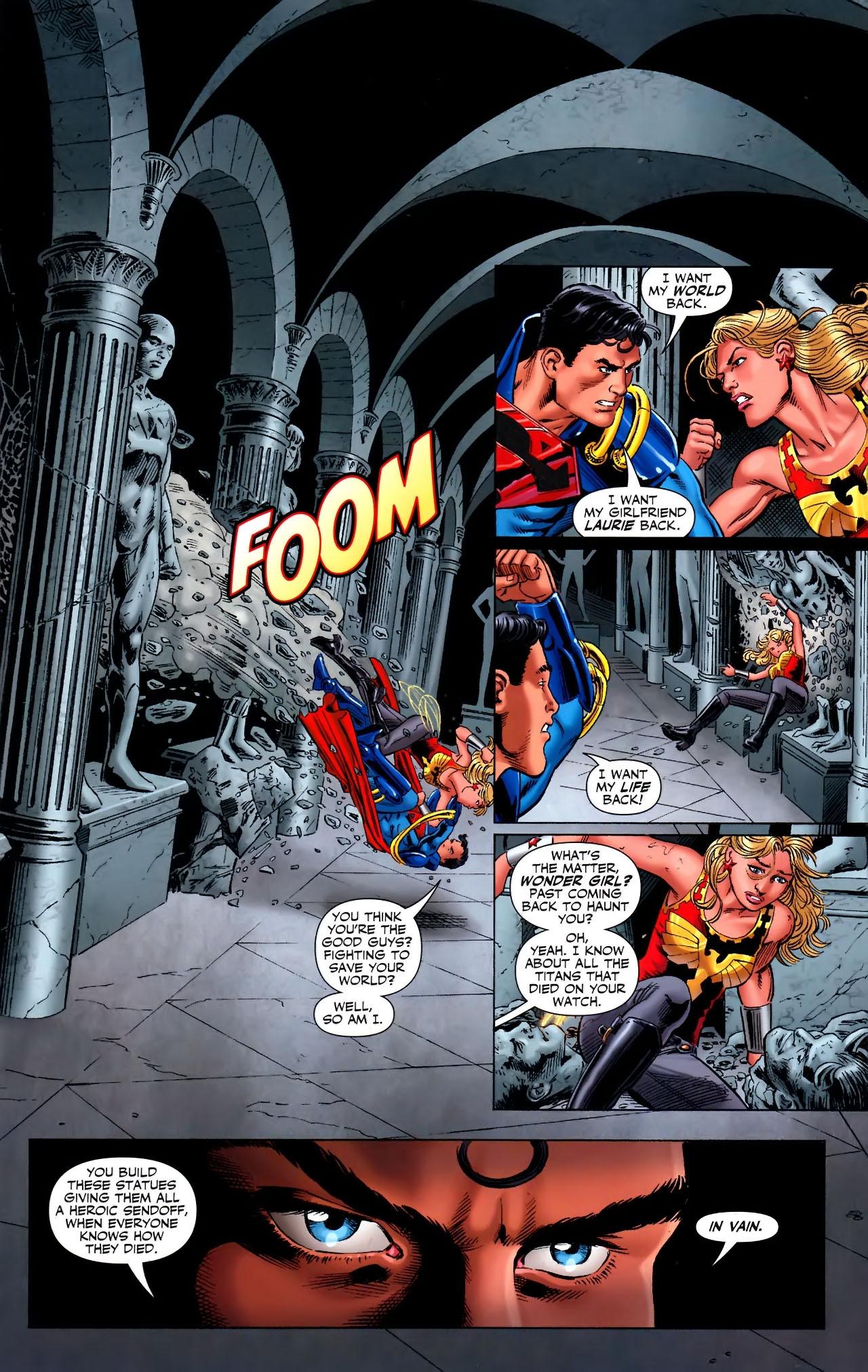 Teen Titans (2003) #100 #110 - English 10