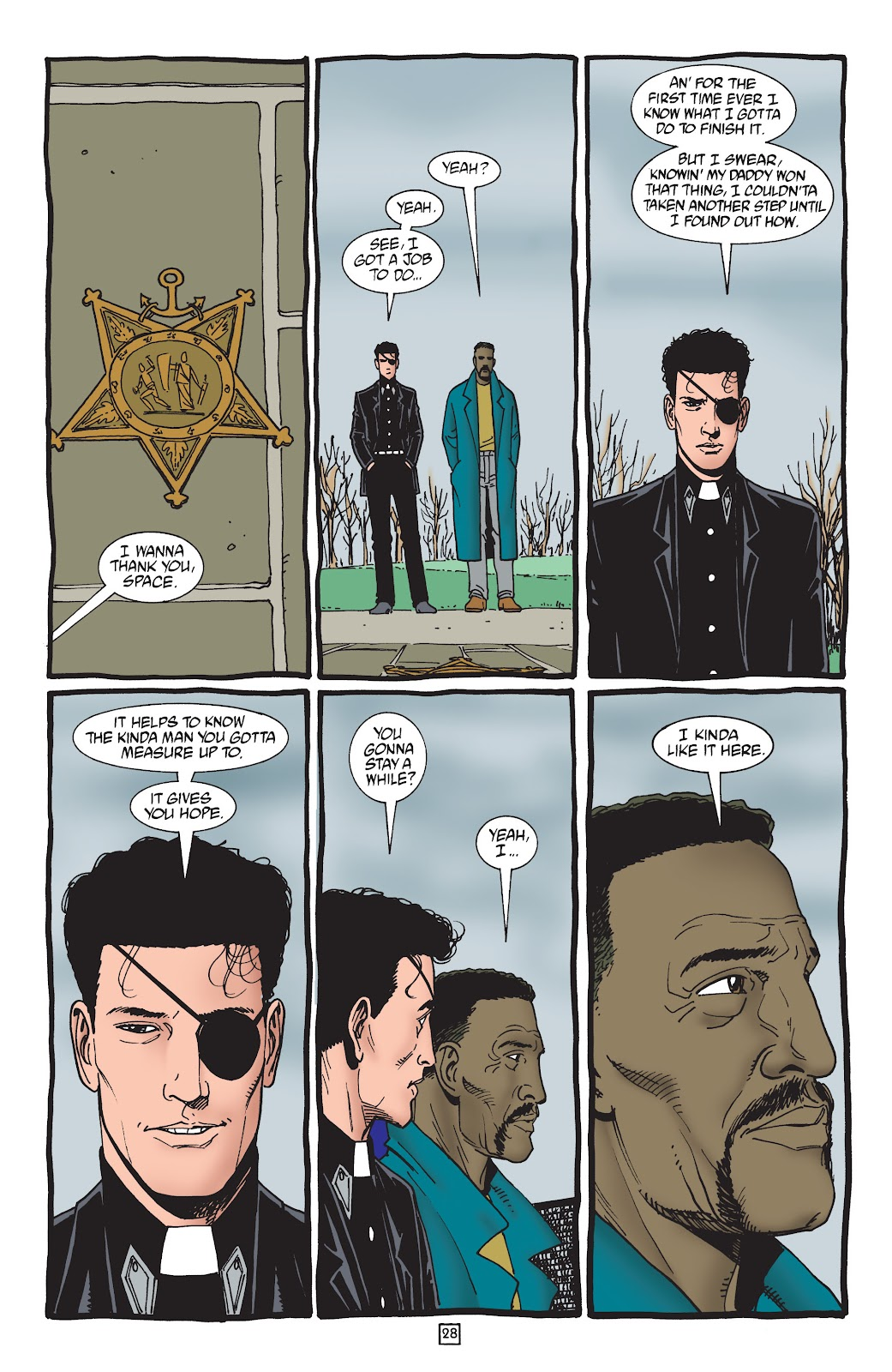 Preacher Issue #50 #59 - English 29
