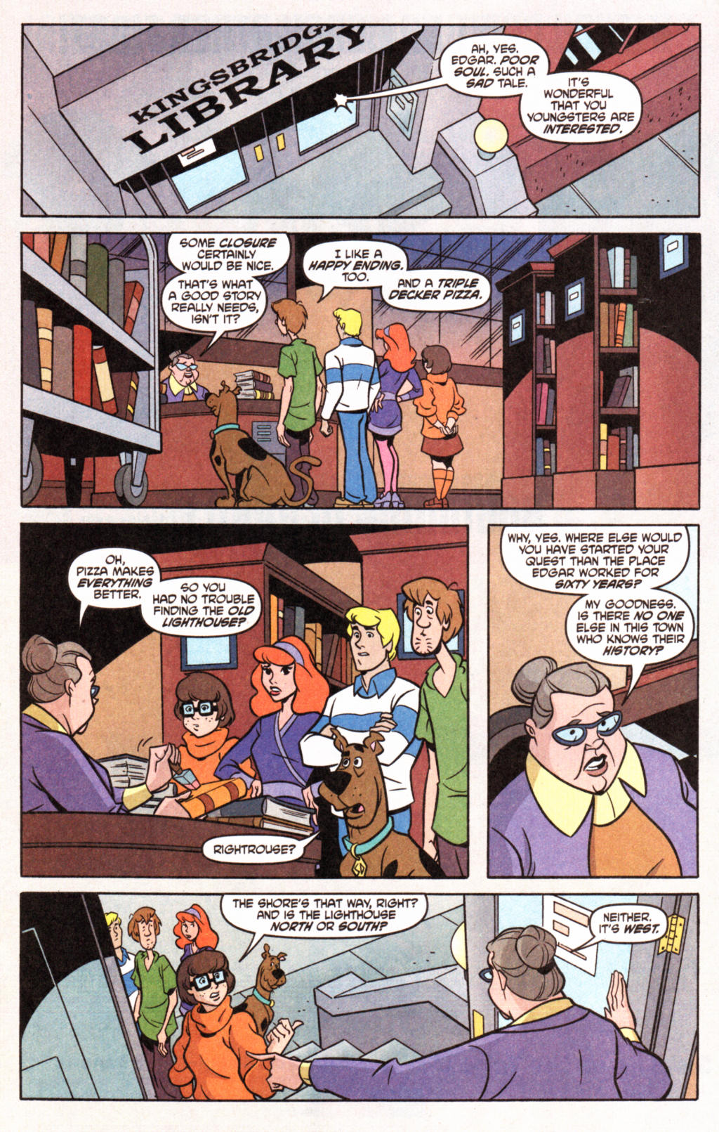 Read online Scooby-Doo (1997) comic -  Issue #117 - 7