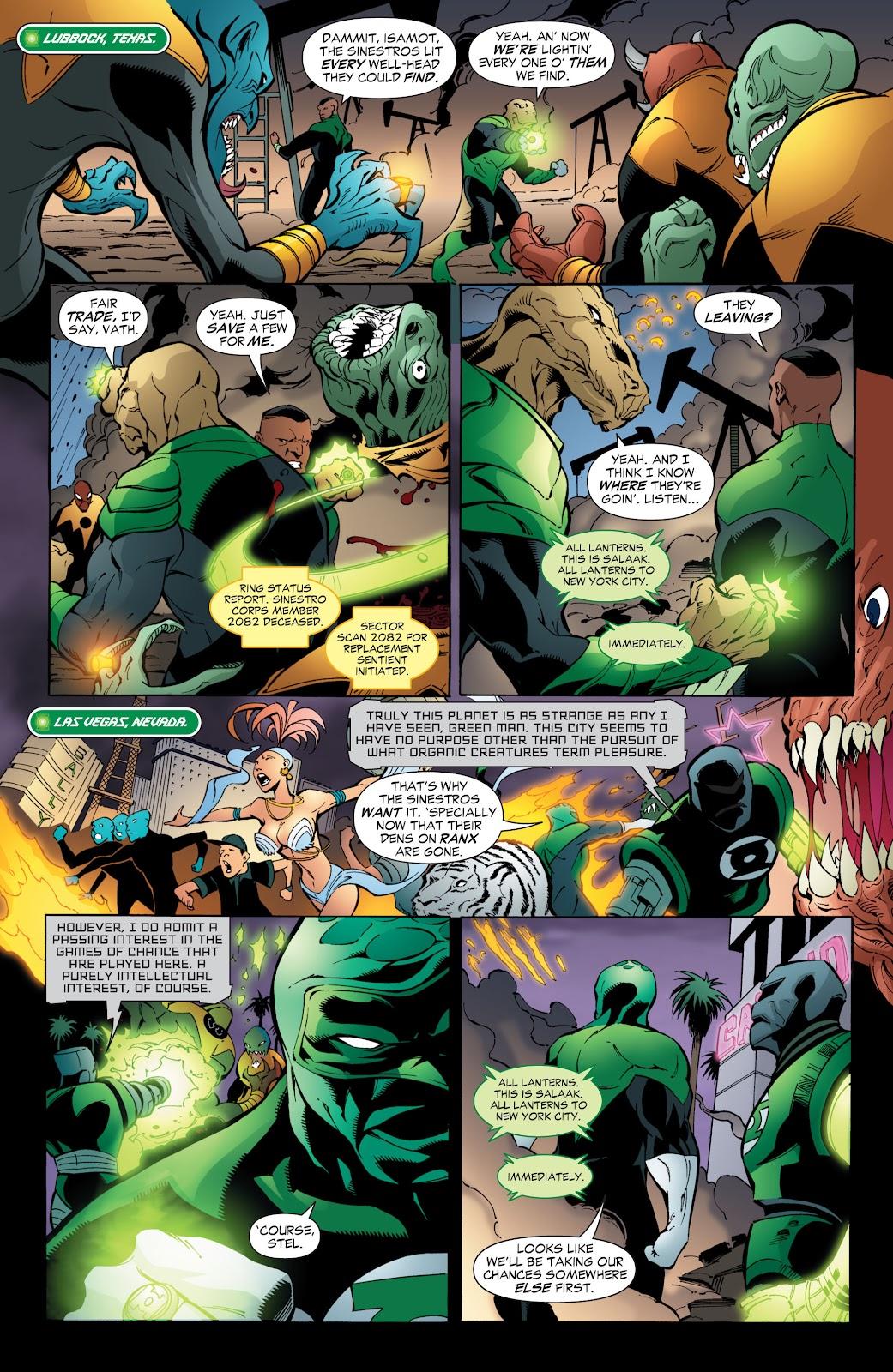 Green Lantern: The Sinestro Corps War Full #1 - English 213