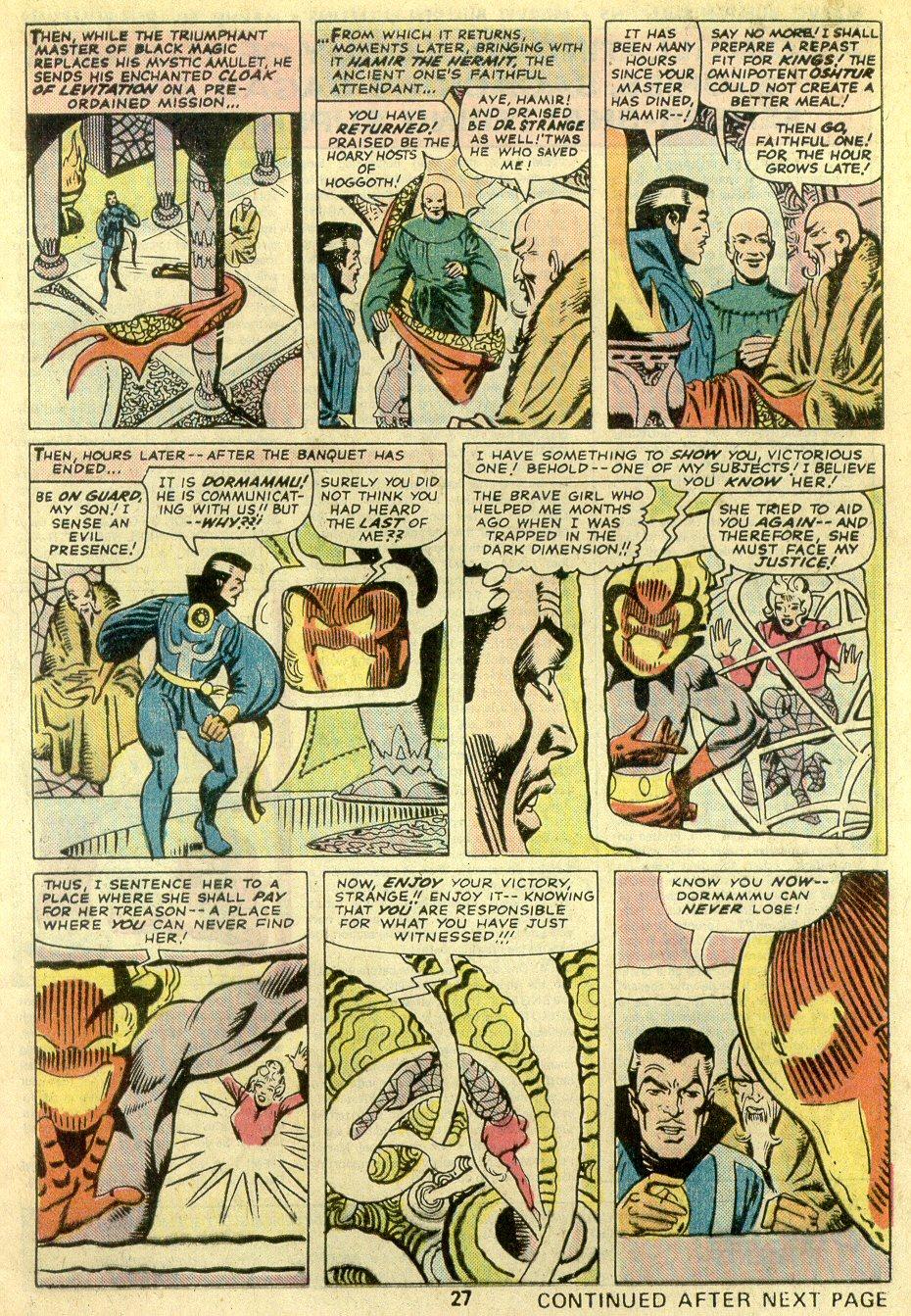 Strange Tales (1951) Issue #188 #190 - English 29