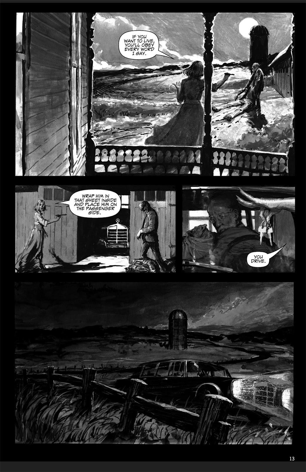 Creepy (2009) Issue #4 #4 - English 15