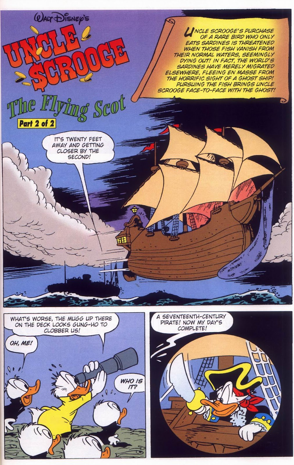 Uncle Scrooge (1953) Issue #316 #316 - English 5