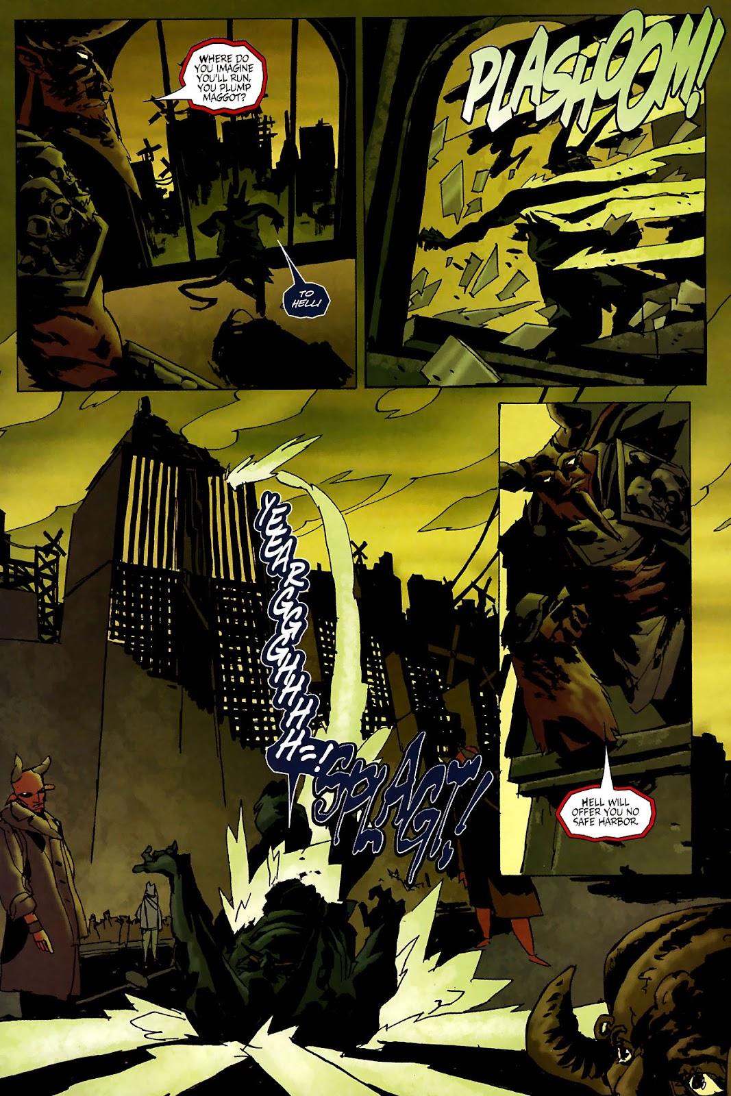 Strange Girl Issue #15 #16 - English 6