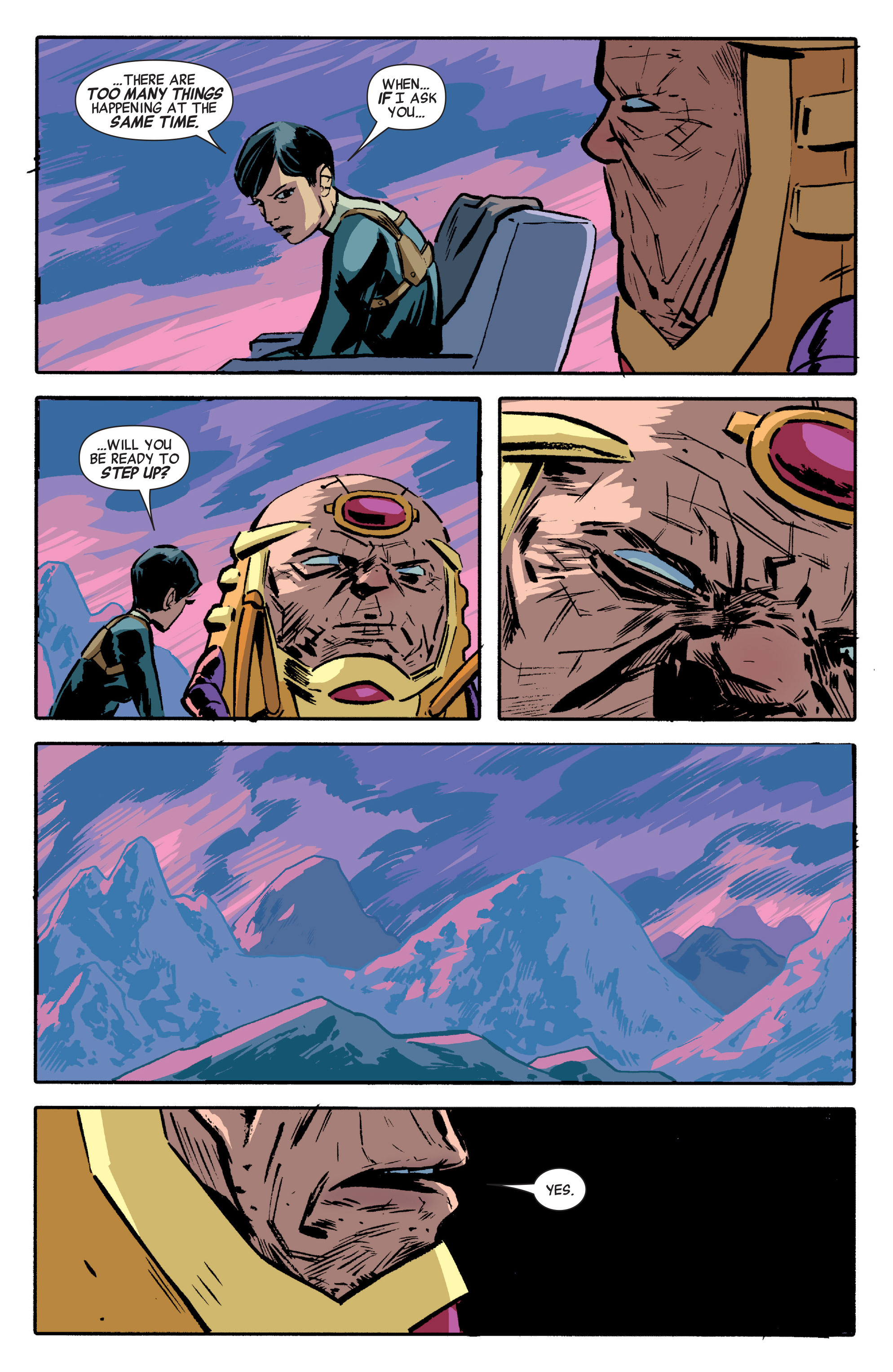 Read online Secret Avengers (2014) comic -  Issue #5 - 16