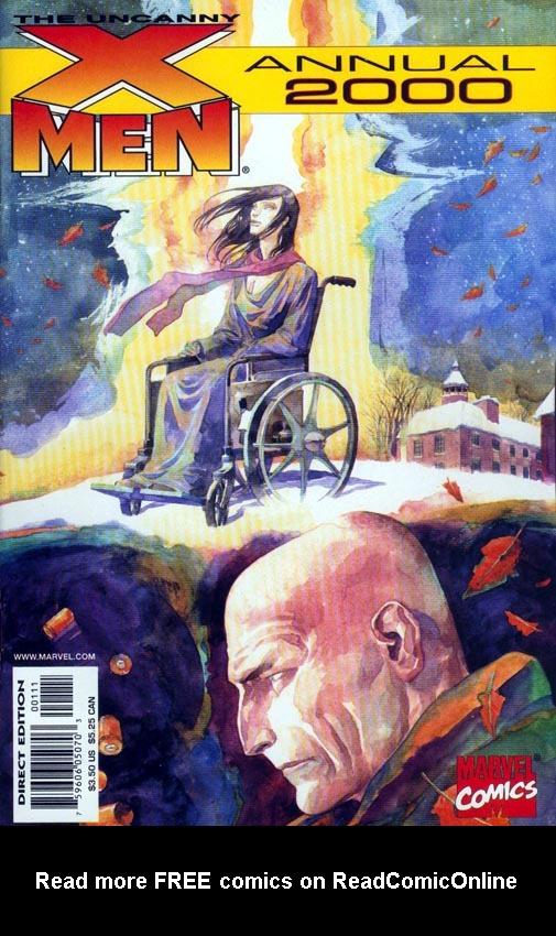 Uncanny X-Men (1963) _Annual_2000 Page 1