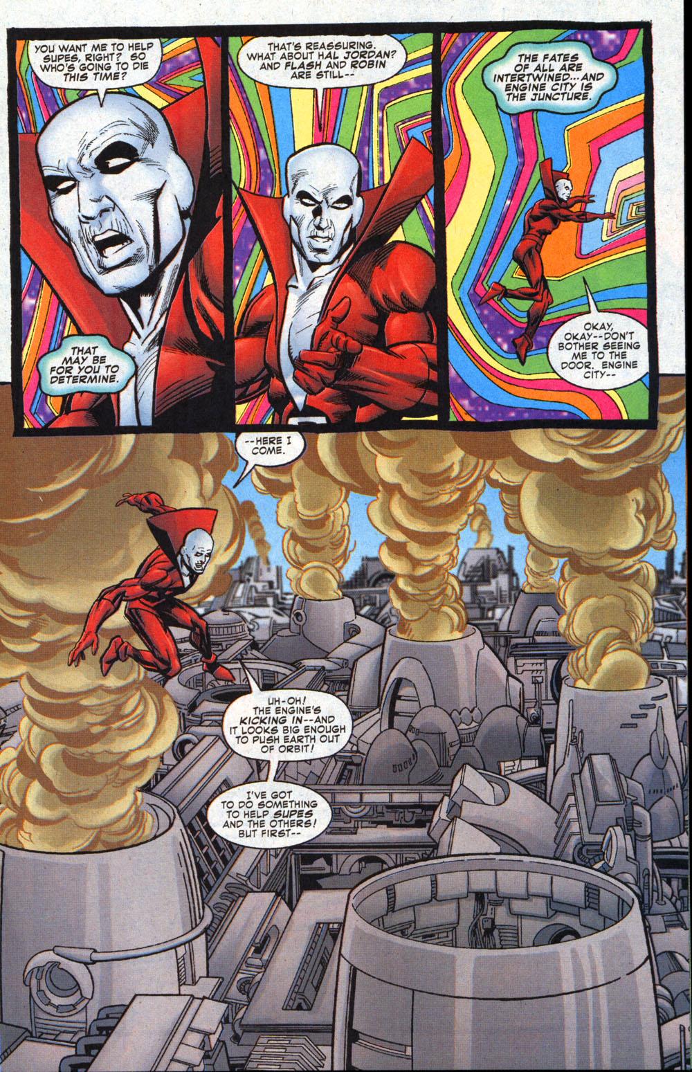 Read online Deadman: Dead Again comic -  Issue #4 - 9