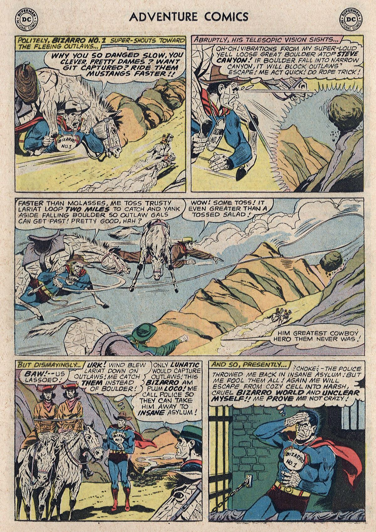 Read online Adventure Comics (1938) comic -  Issue #298 - 26