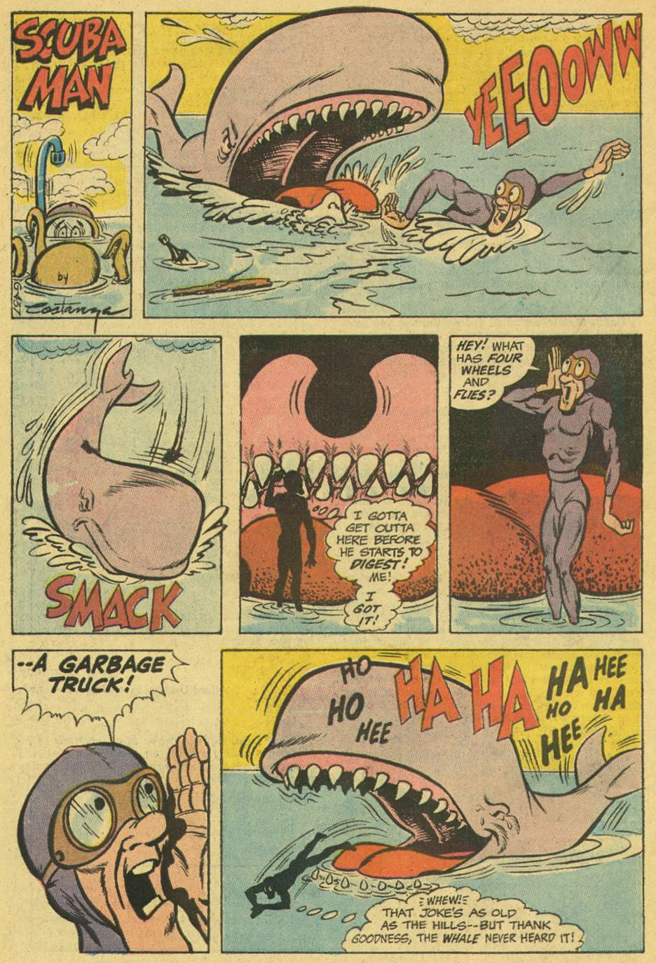 Aquaman (1962) Issue #49 #49 - English 34