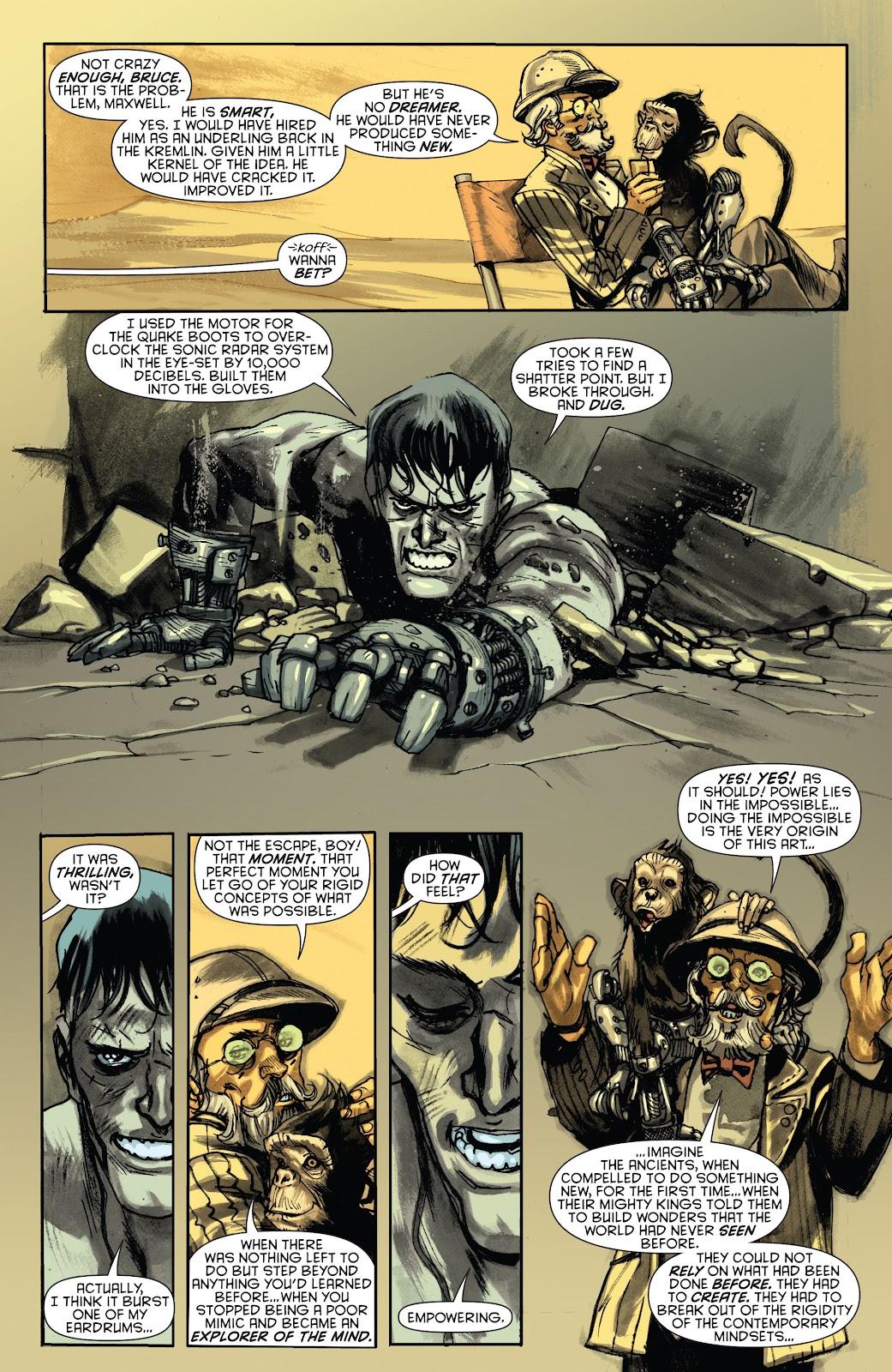 Batman (2011) Issue #22 #37 - English 28
