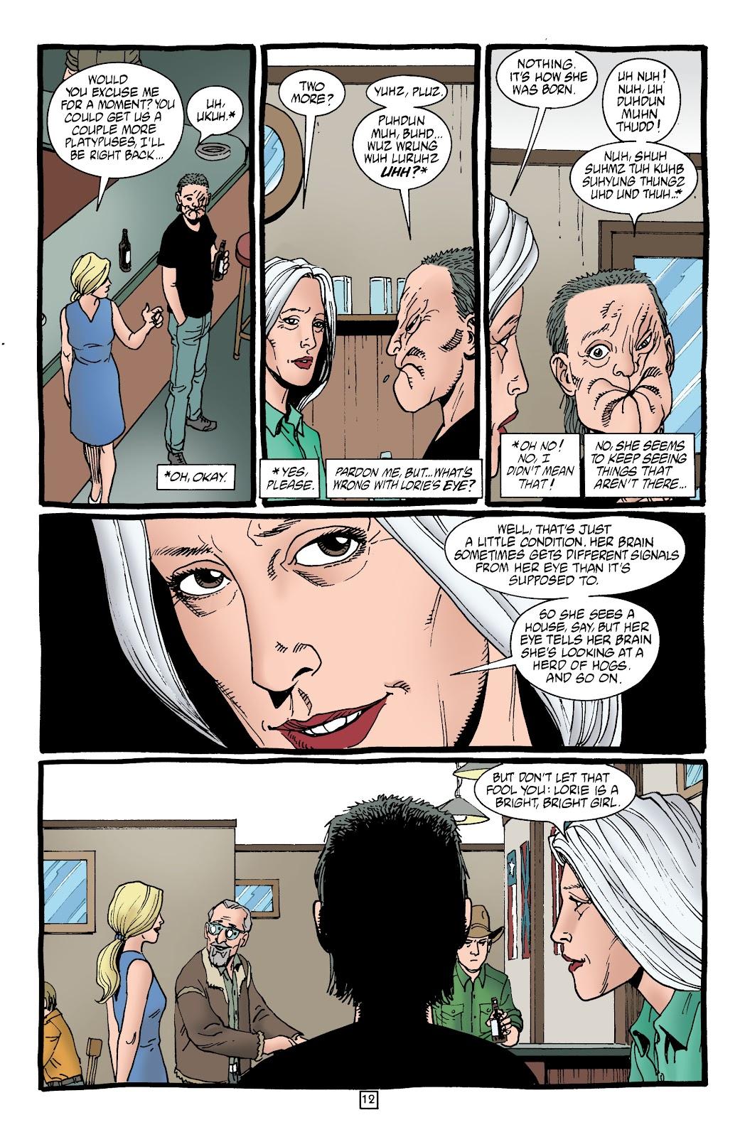 Preacher Issue #62 #71 - English 13