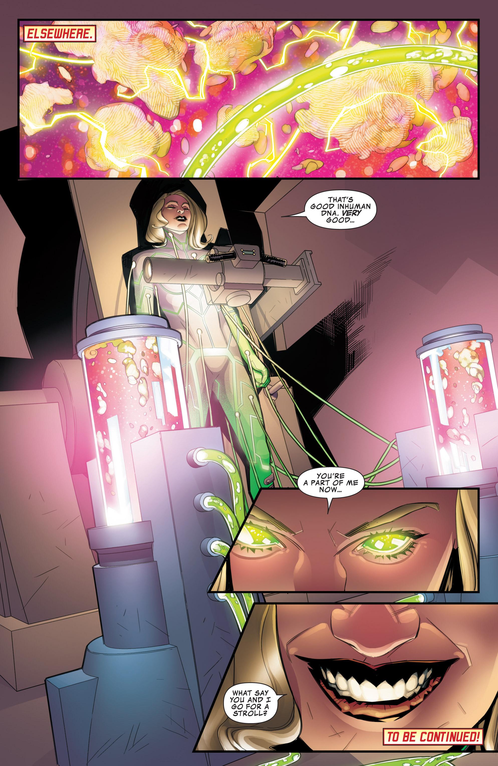 Read online Avengers Assemble (2012) comic -  Issue #23 - 22
