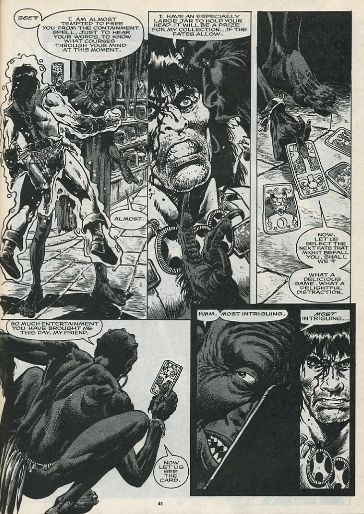 The Savage Sword Of Conan Issue #176 #177 - English 43