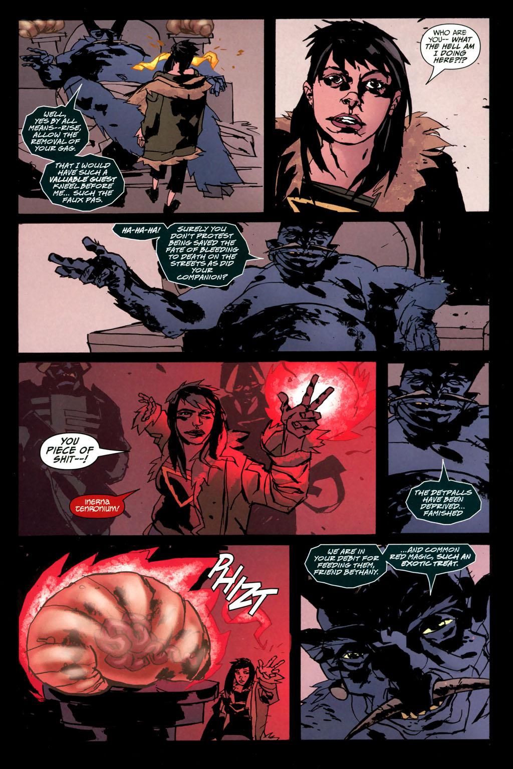 Strange Girl Issue #10 #11 - English 16