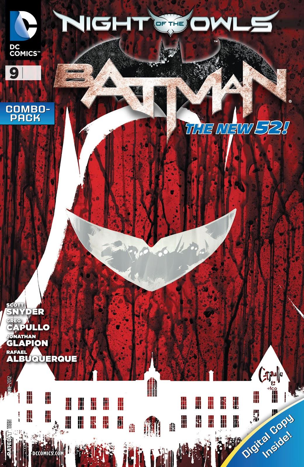 Batman (2011) Issue #9 #24 - English 4