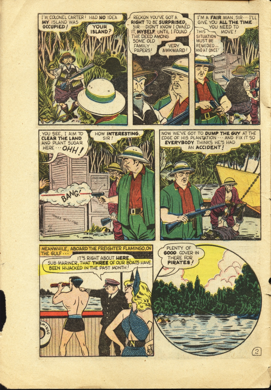 Sub-Mariner Comics #29 #29 - English 3
