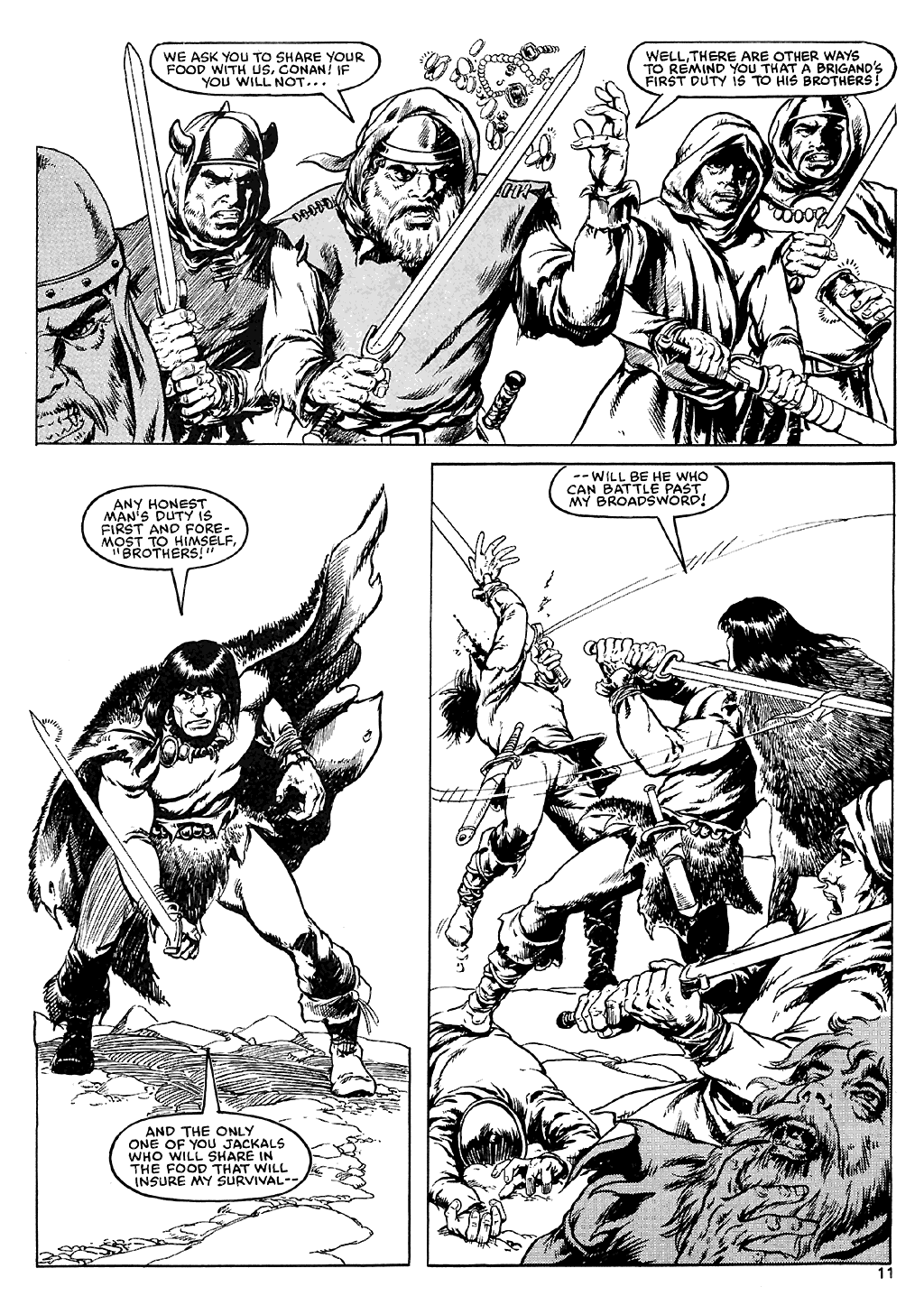 The Savage Sword Of Conan Issue #110 #111 - English 12