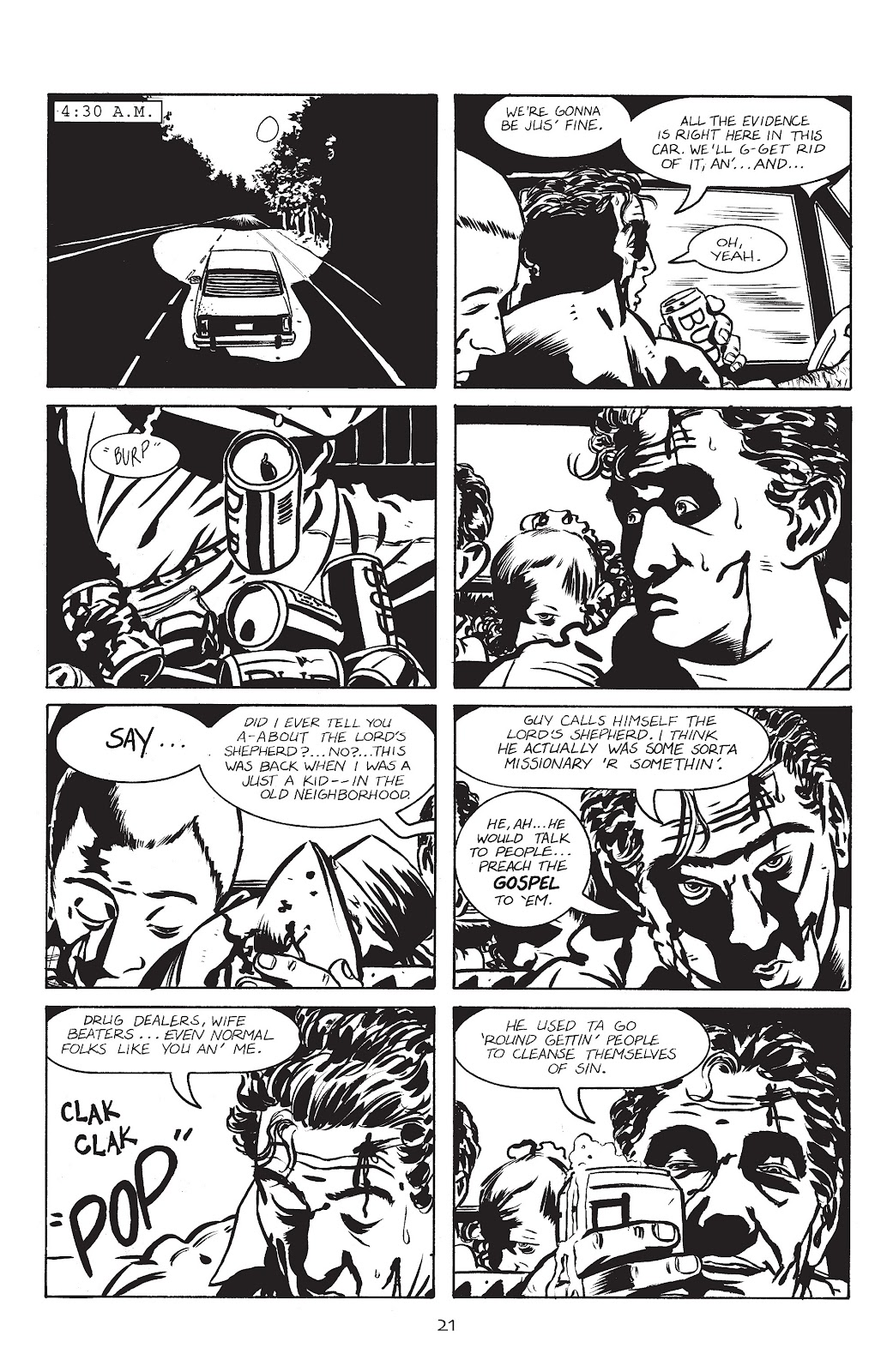 Stray Bullets Issue #1 #1 - English 24