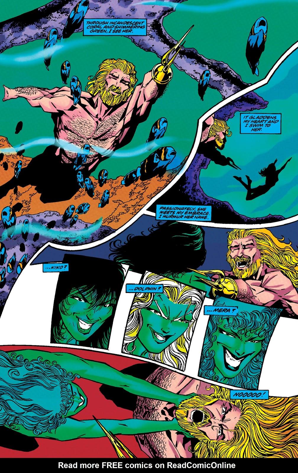 Aquaman (1994) Issue #49 #55 - English 2
