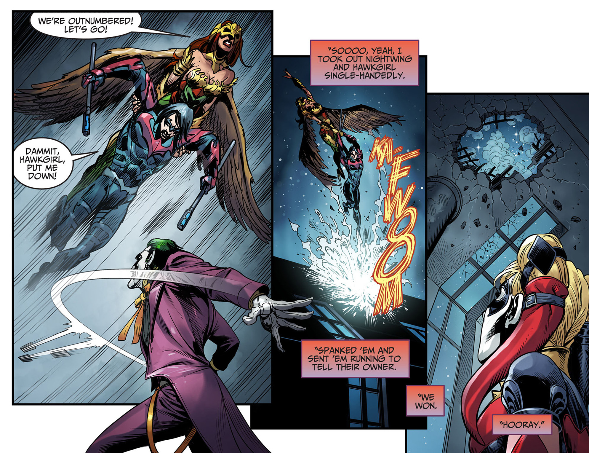 Read online Injustice: Ground Zero comic -  Issue #6 - 15