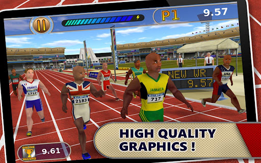 Athletics: Summer Sports android