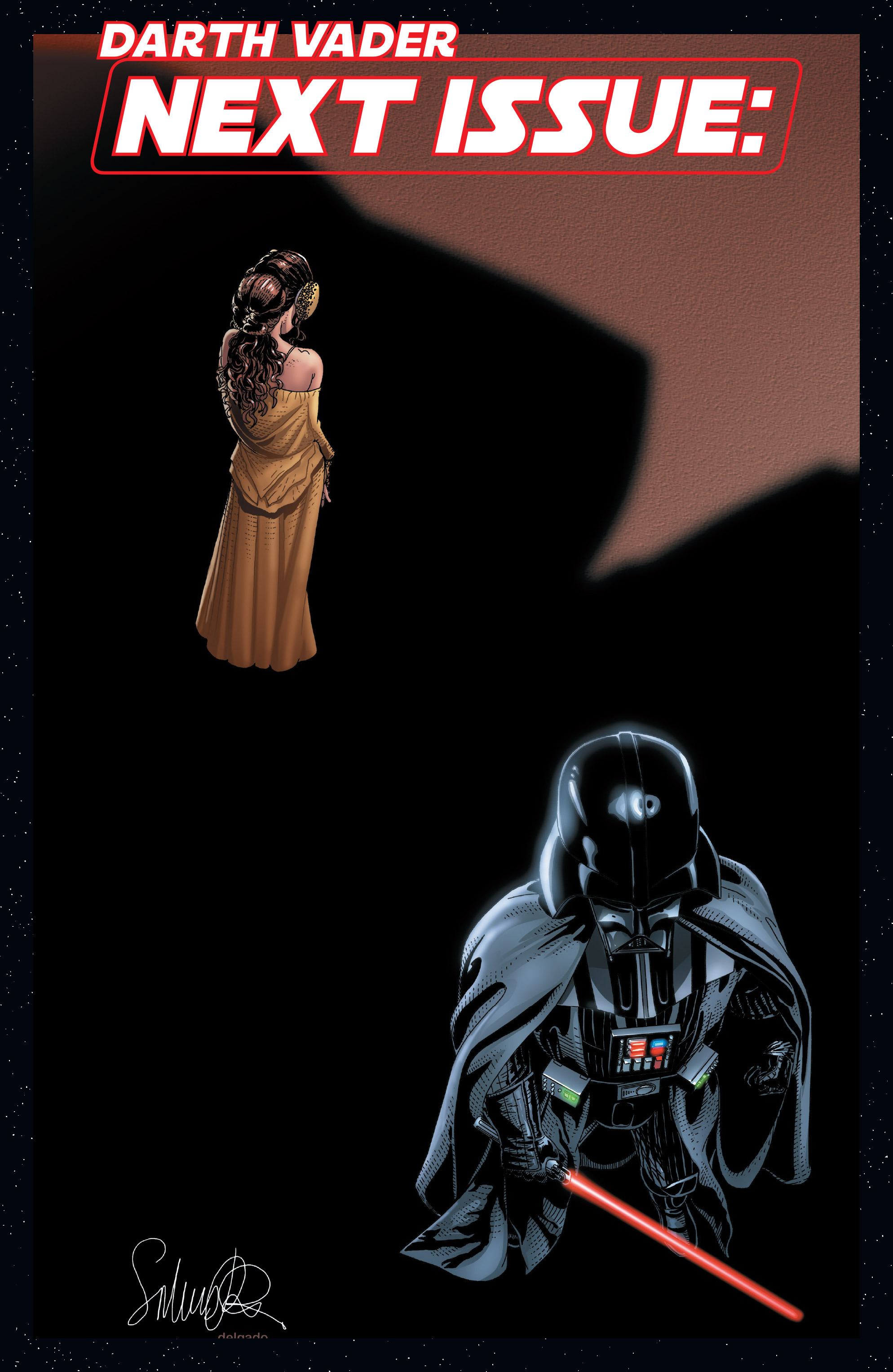 Read online Darth Vader comic -  Issue #23 - 22