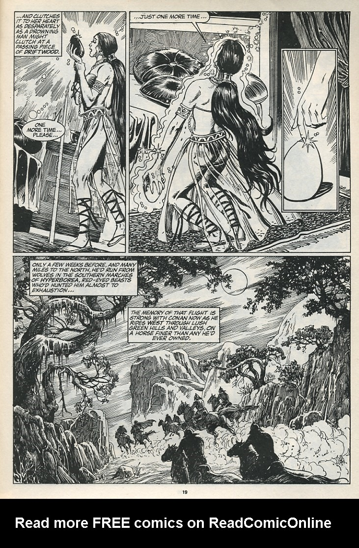 The Savage Sword Of Conan Issue #174 #175 - English 21