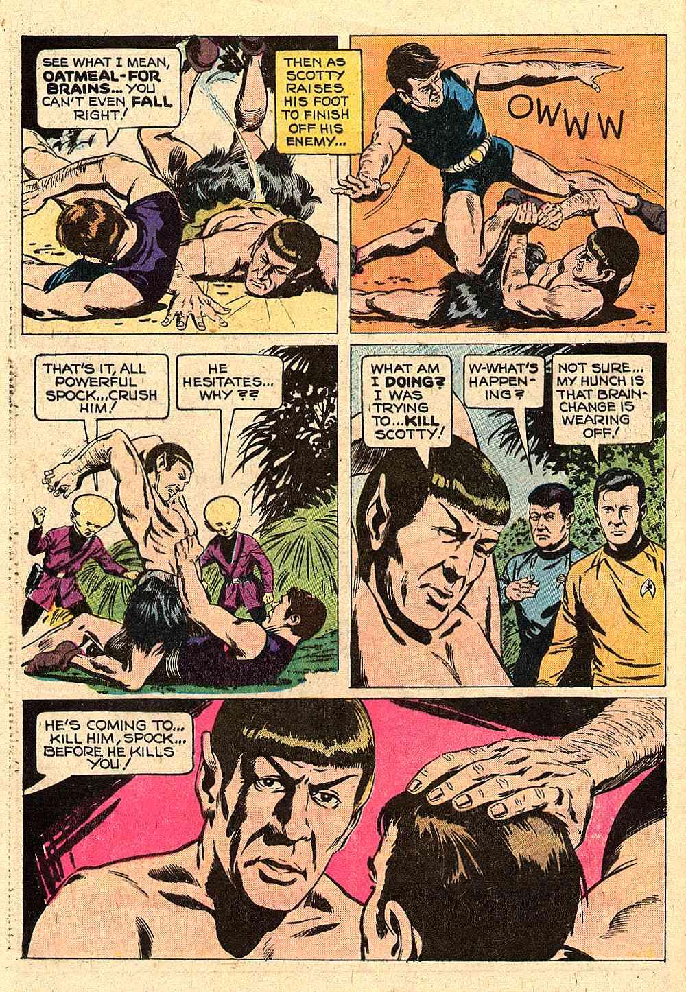 Star Trek (1967) #55 #55 - English 22